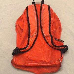 11127725d129 Nike Bags - Brasilia Mesh Bright Orange Accessories backpack